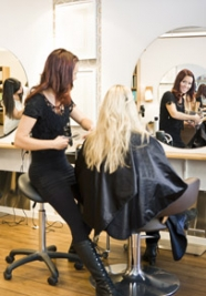 hair salons in edinburgh