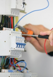 domestic electricians warrington